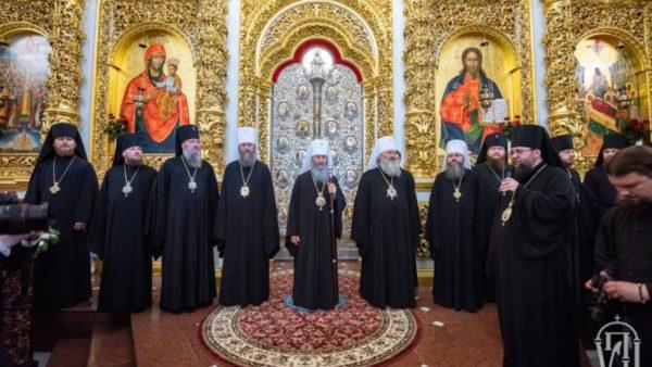 Голова Учбового комітету при Священному Синоді УПЦ взяв участь в урочистостях з нагоди випуску в Київських духовних школах